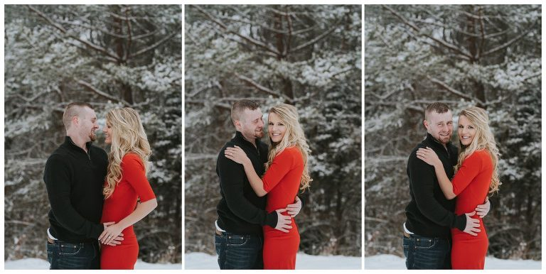 Michigan wedding photographer | Stony Creek Metropark Engagement session