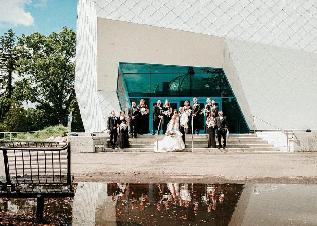 Wedding photographers Michigan   Detroit Zoo Wedding   www.CapturedCouture.com   Captured Couture, LLC