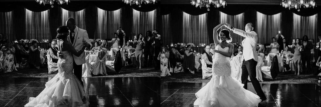 Detroit wedding photographers   Wedding at The Reserve Birmingham   www.CapturedCouture.com   Captured Couture, LLC